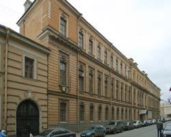Караванная улица (Санкт-Петербург) — Википедия