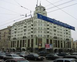 Садовая-Кудринская, 25